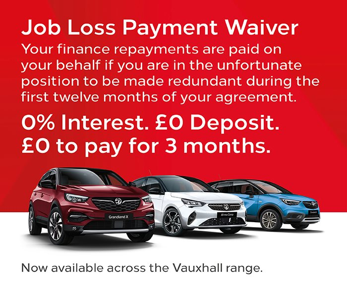 Vauxhall Offer