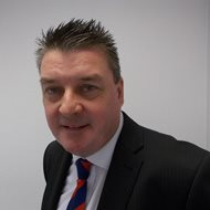 Sales Manager Richard Broady