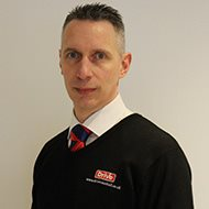 Parts Manager: Simon Major