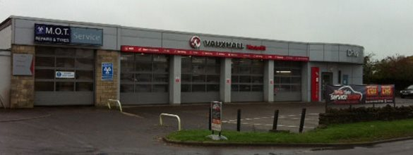 Our Locations | UK | Drive Vauxhall